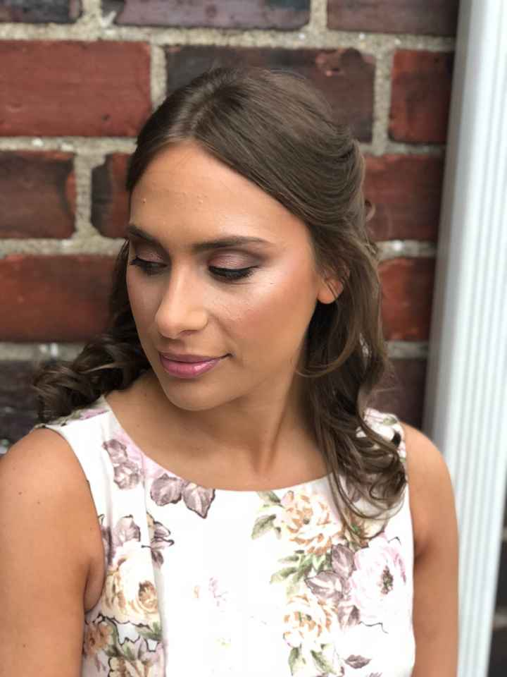Professional Make-up for Engagement Photos? - 1