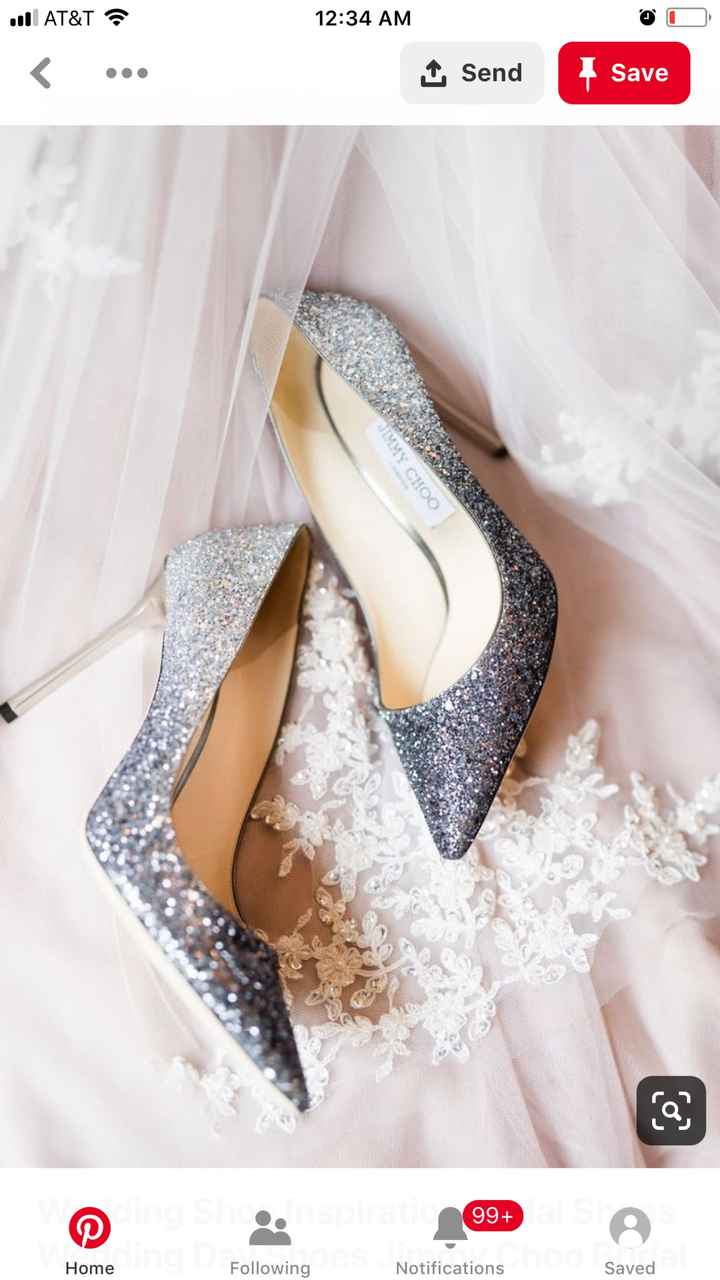 May have found my wedding shoes - 2