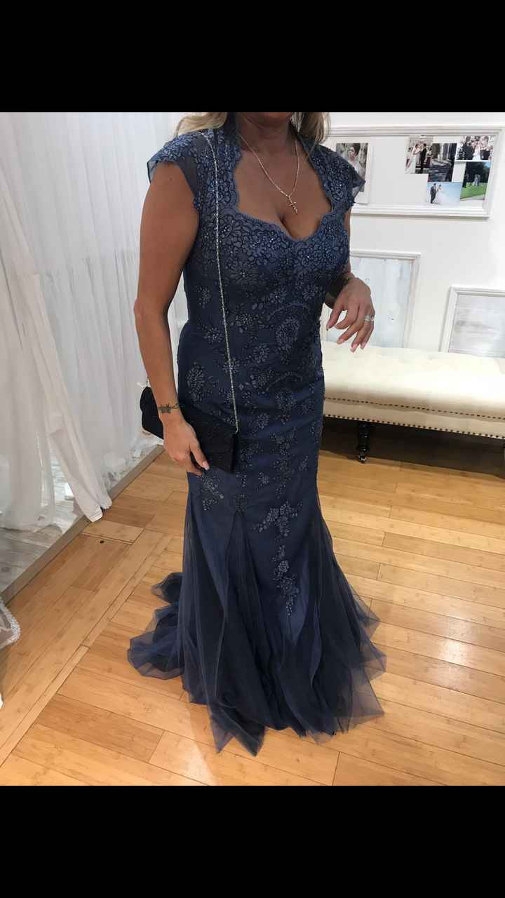 May i show off some dresses? - 1