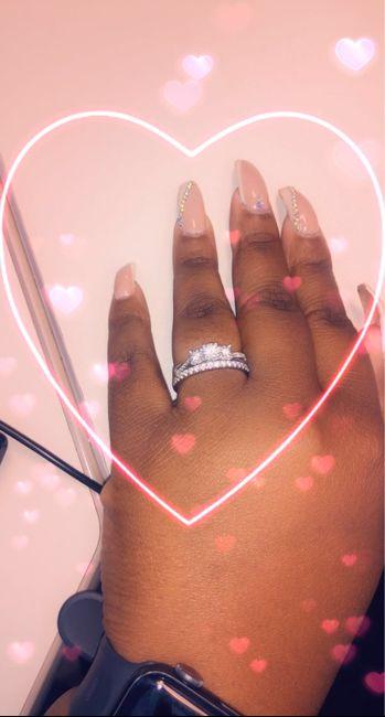 Let me see those rings! 1