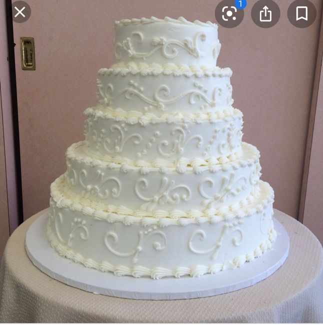 Wedding Cakes Without Flowers 2