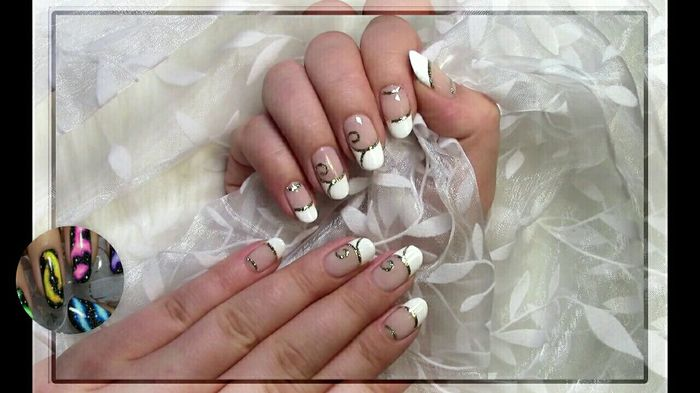 Nails for the big day 4