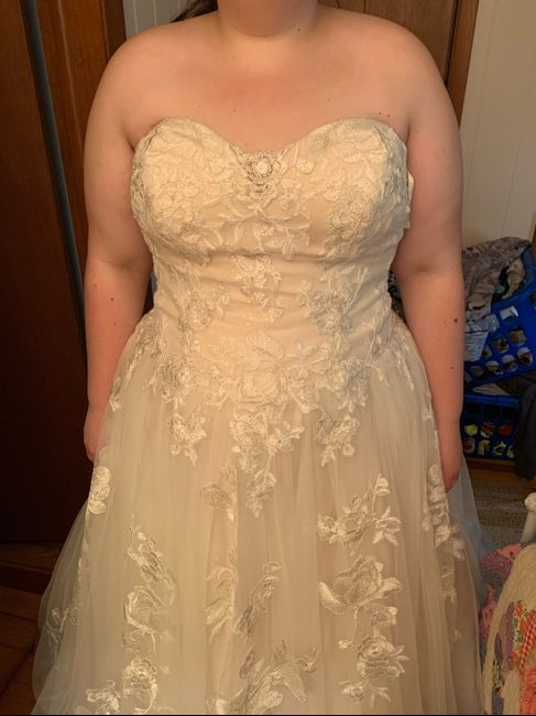 i lost weight and worried corset looks too close, should i rush more alterations? 2