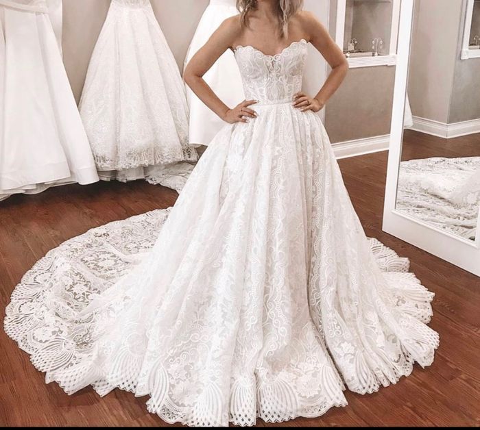 Show me your ball gowns! 3