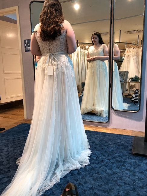 Let's see all the dresses you tried - good and bad 32