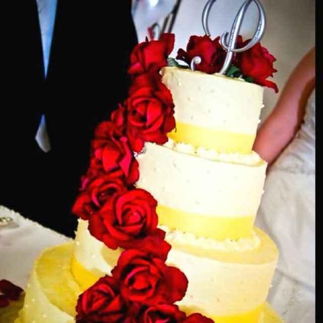 How yellow is your wedding? - 3