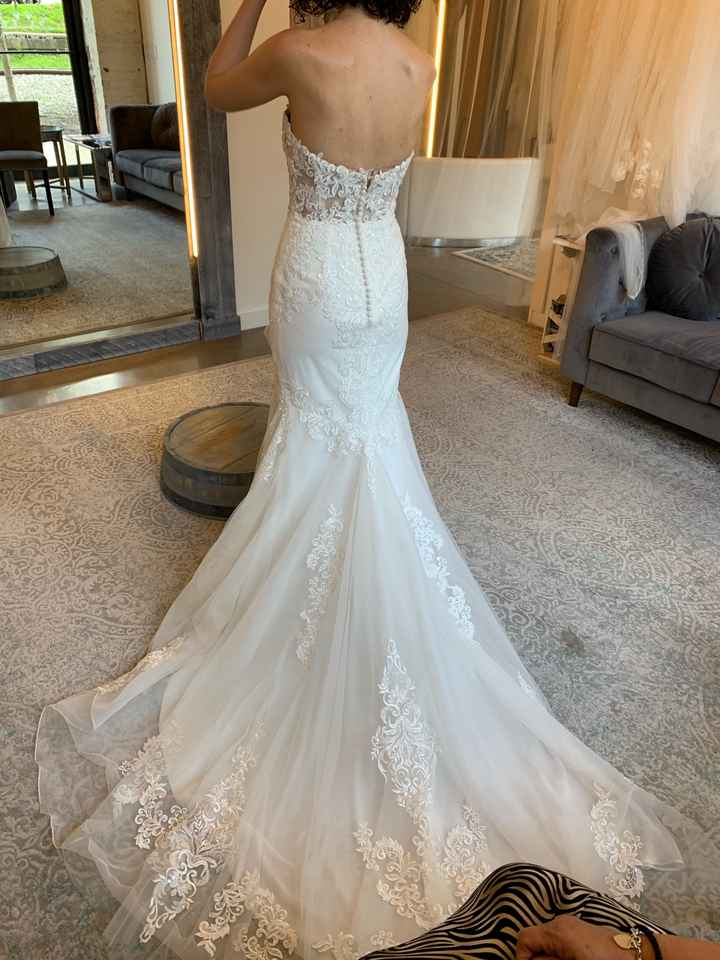 1St time dress shopping! What do you think?? - 2