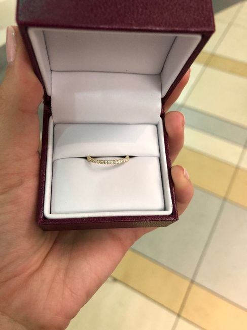 Show me your engagement ring! 11