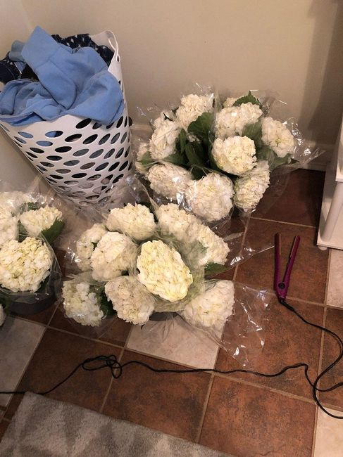 Sams Club Bulk Floral total Review- Delivery to wedding day! (photos included) 4