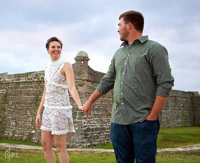 Where are you taking your engagement pictures? 10