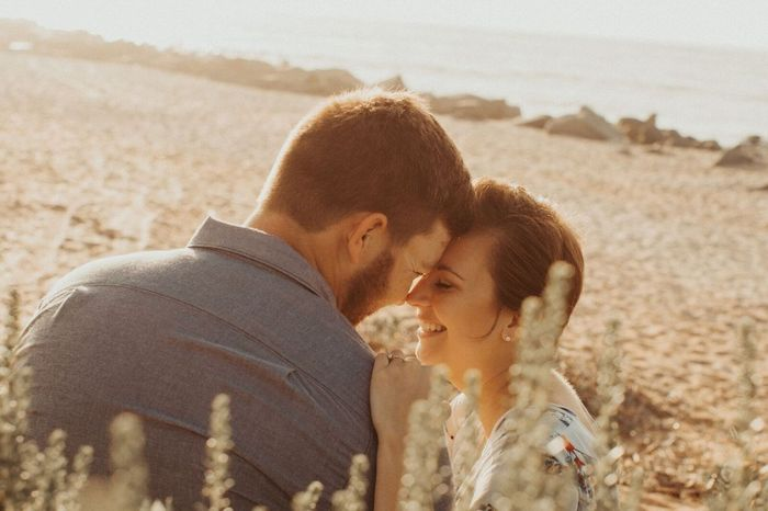 Where are you taking your engagement pictures? 8