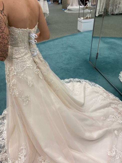 Wedding dress 💕 3