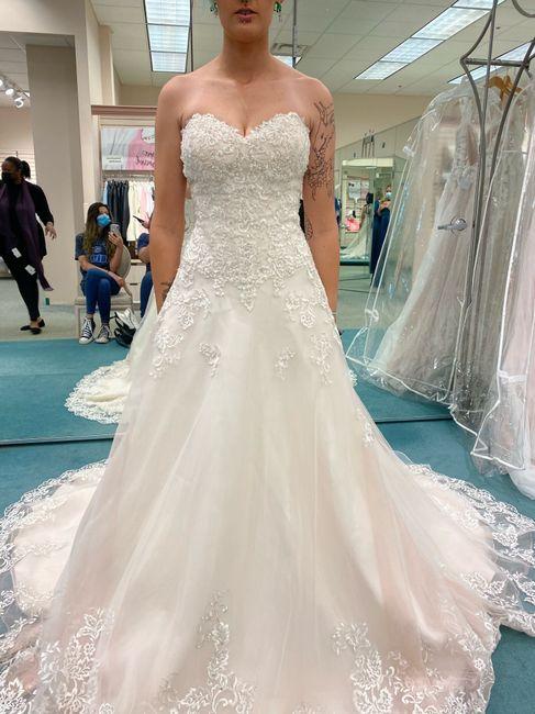 Wedding dress 💕 4