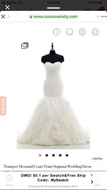 Ladies Getting Married in June- Let's See Those Dresses! 🌸❤🌸 15