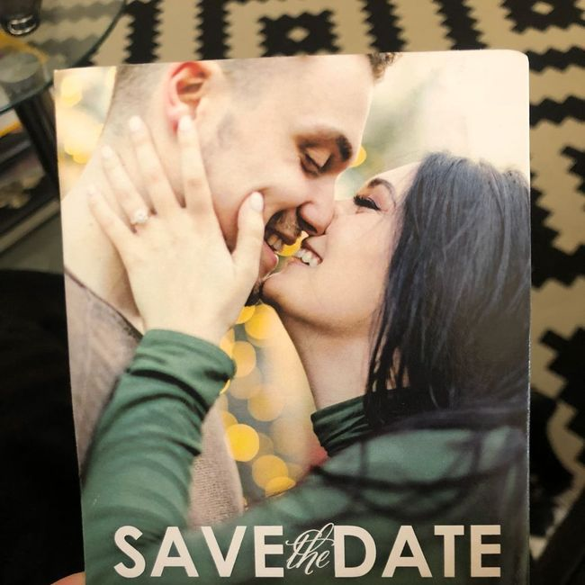lets see your save the date Pictures! 2