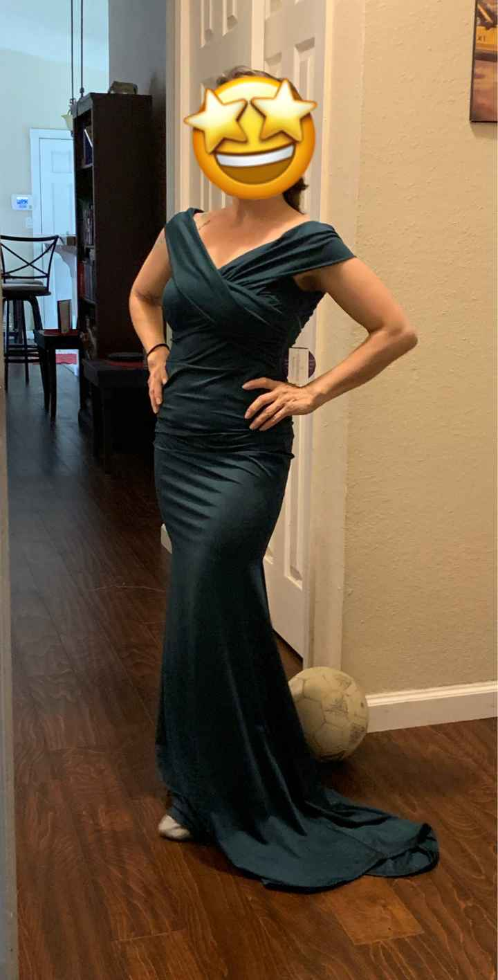 My bridesmaid dresses are finally in! Show me yours - 1