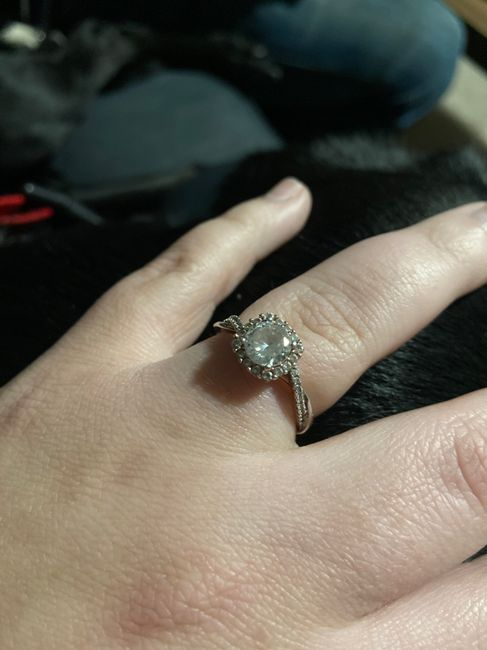 2023 Brides - Show us your ring! 5