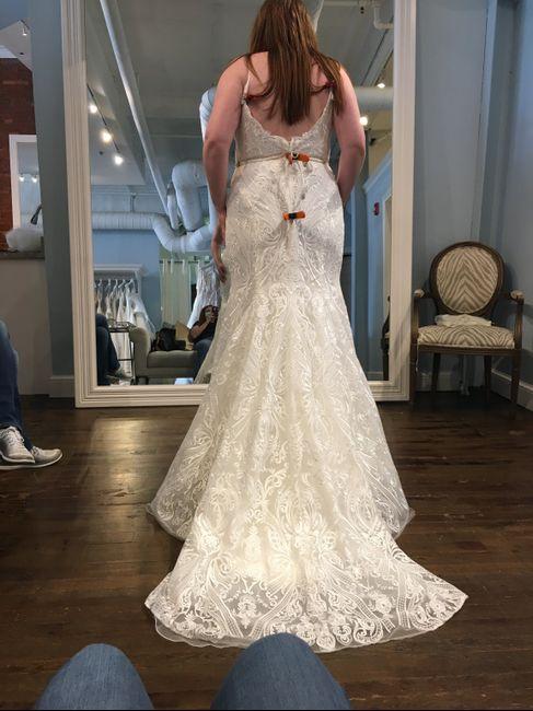 Wedding Dress Regret - 1