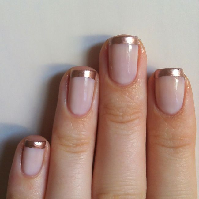 ... or is it just a different way of getting artificial nails and you use  regular polish on top for designs? I think I want something like these. - Nail Advice/What's This Nexgen Thing? Weddings, Wedding Attire
