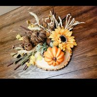 Fall Centerpieces - 3