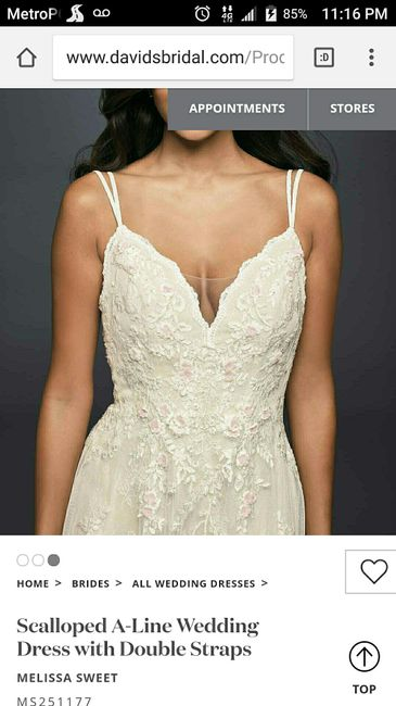 50 Shades of White: What color is your wedding dress? 2