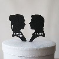 Show me your unconventional cake toppers!