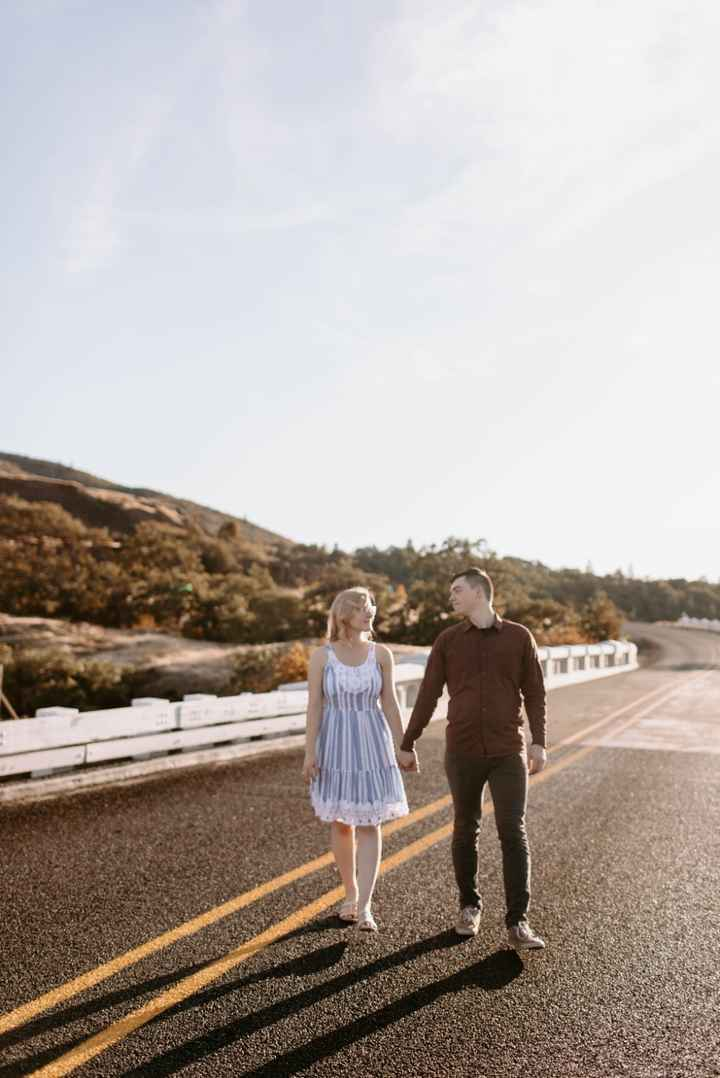 Engagement Photos Outfit - 1