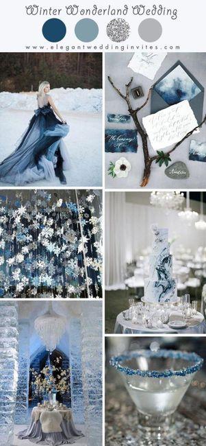 Choosing Wedding Colors 2