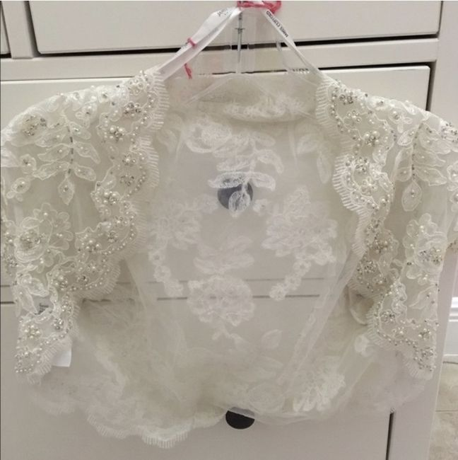 Altering a lace shrug, anyone done this before? 2