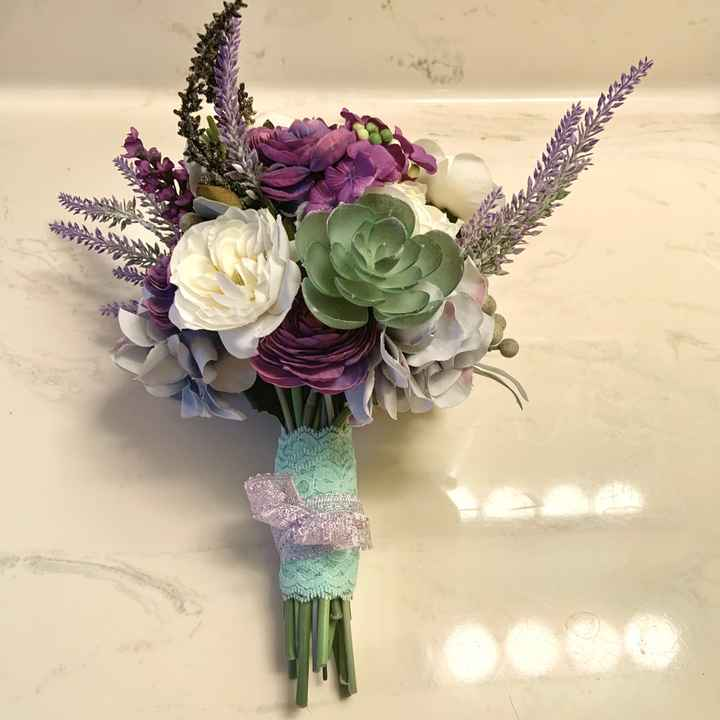 Fake flowers - 2