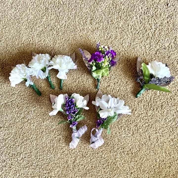 Fake flowers - 3