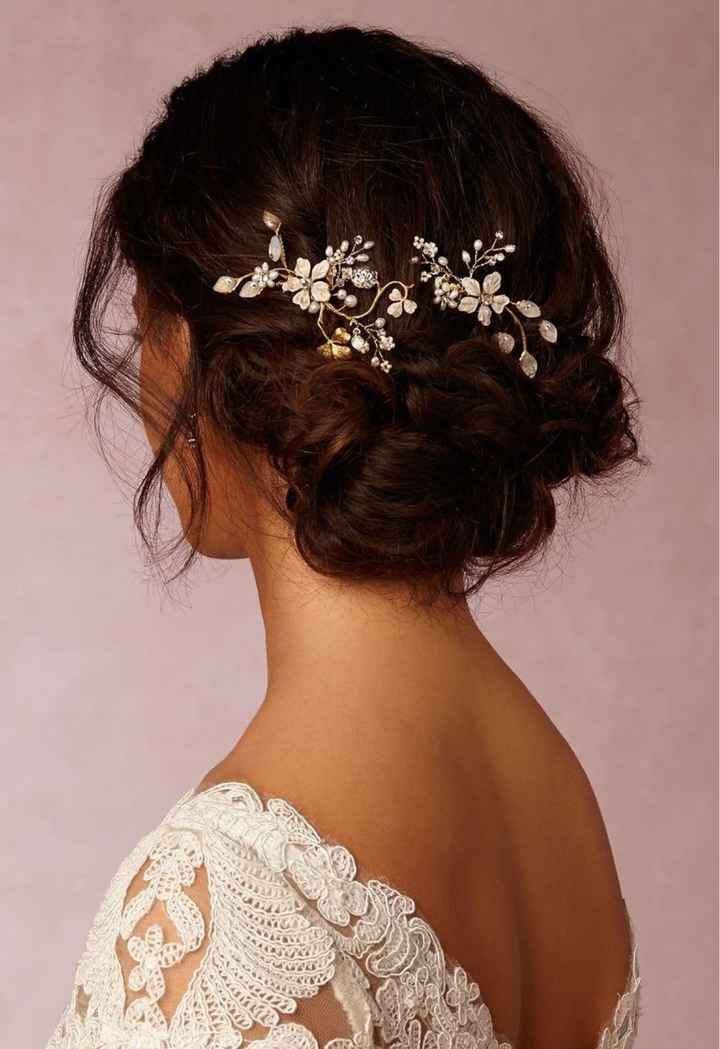Wedding Hairstyles! Post your planning or executed wedding hair pictures! - 1