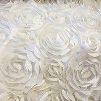 Flower petal aisle - 2