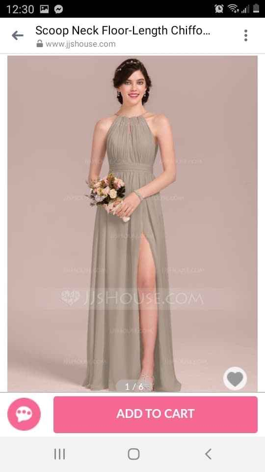 Bridesmaids Dresses - 2