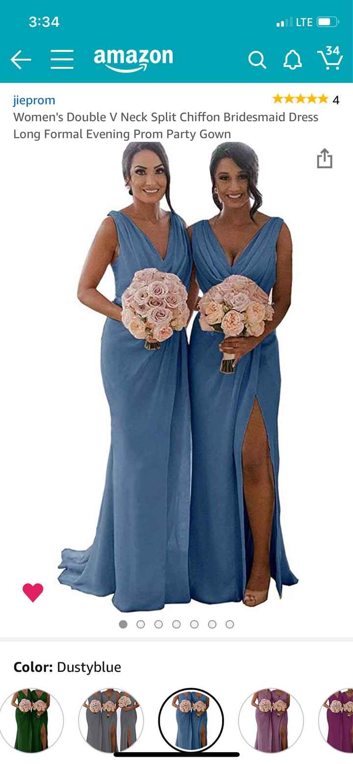 Bridesmaids Dresses - 3