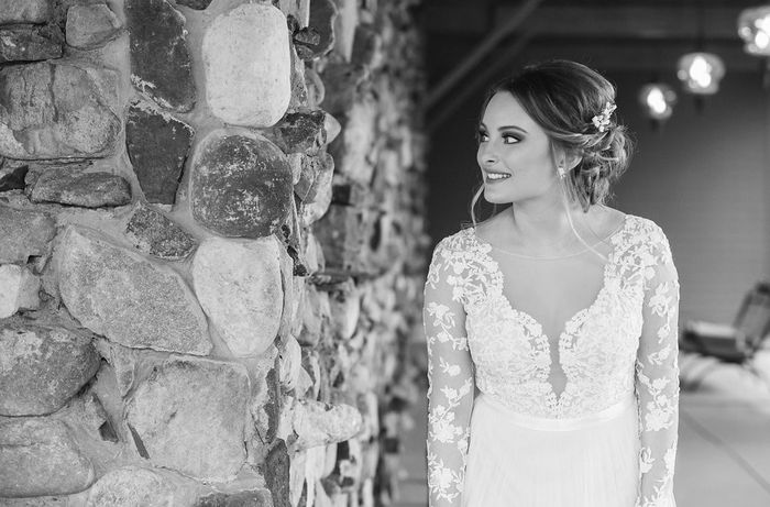 Did You Add Any Sleeves/straps To Your Dress?