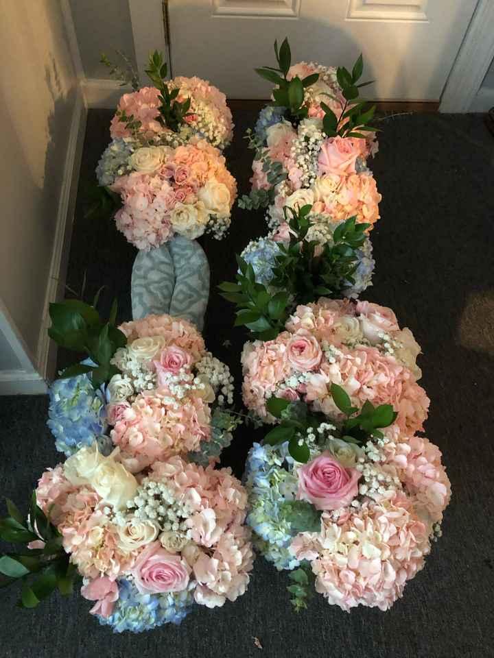 diy flowers - Wedding is tomorrow! - 2