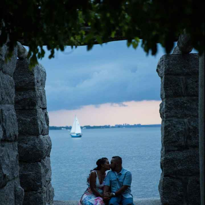 What's your favorite engagement picture? - 1
