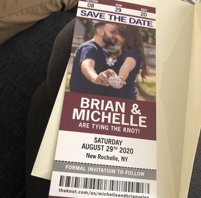 Show me your Save the Dates! 16