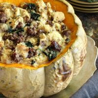 NWR: What are you cooking for Thanksgiving?