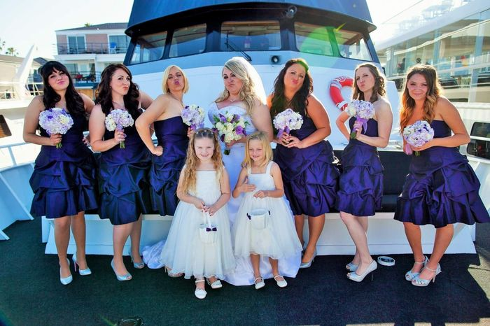 How Many Bridesmaids? Grief Over Too Many?