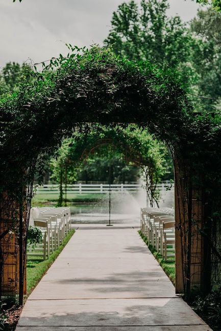 Let's see where you're getting married! Show off your wedding venue!! 5