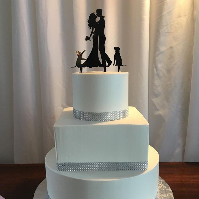 Loved our cake!