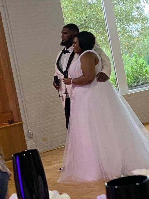 Back again with wedding reception photos 6