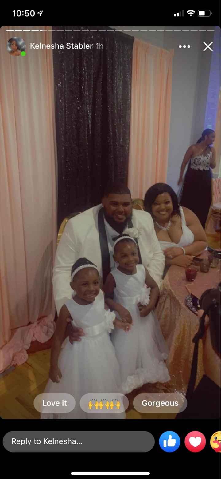 Back again with wedding reception photos - 7