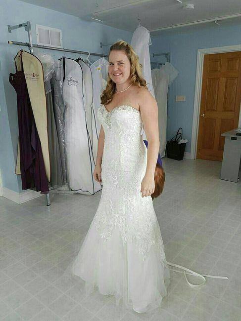 Final Dress Fitting Weddings Wedding Attire Wedding Forums