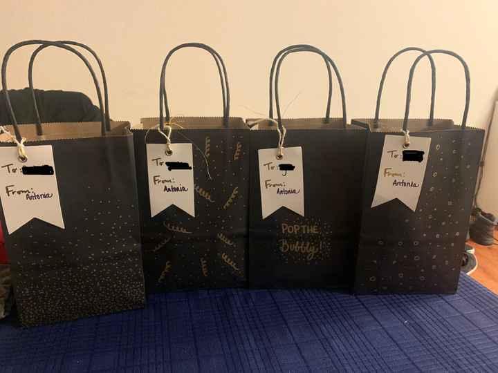 Bridesmaids Gifts! 1