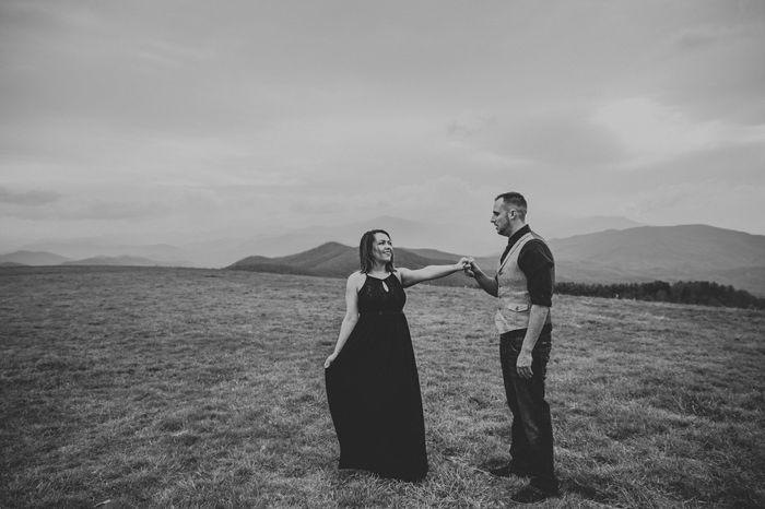 Dresses for engagement photoshoot 12