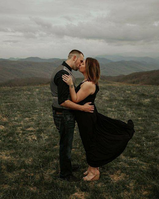 Dresses for engagement photoshoot 13