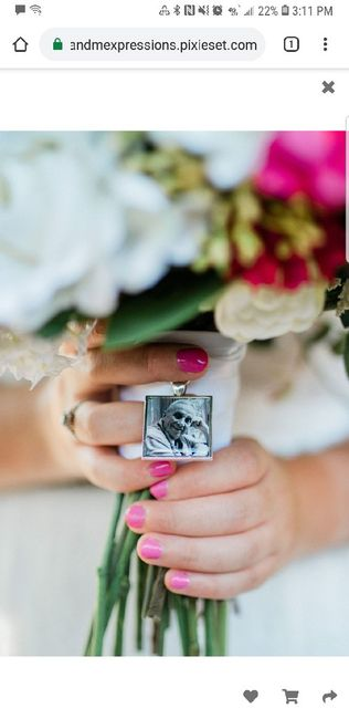Show me your bouquet charms! - 1